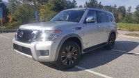 2018 Nissan Armada Picture Gallery