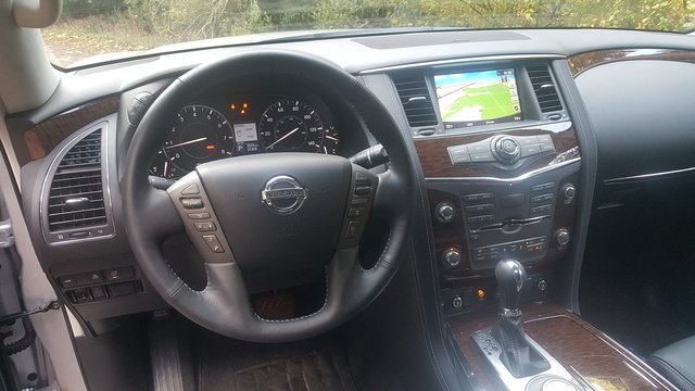 Picture of 2018 Nissan Armada
