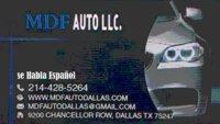 MDF Auto LLC logo