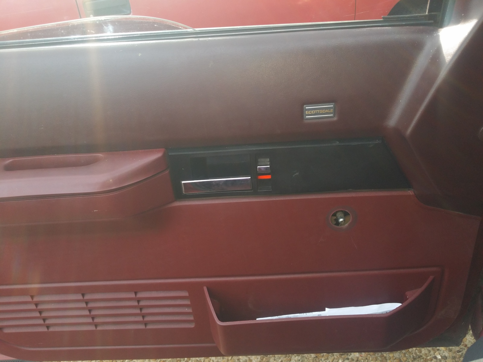 2 people found this helpful. & Chevrolet C/K 1500 Questions - remove truck door panel - CarGurus
