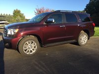 Picture of 2016 Toyota Sequoia Platinum 4WD, gallery_worthy