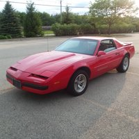 1990 Pontiac Firebird Picture Gallery