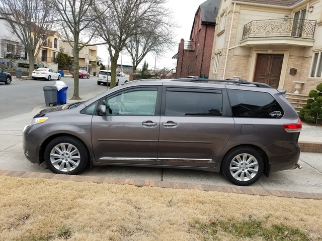 Picture of 2012 Toyota Sienna Limited 7-Passenger AWD