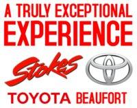 Stokes Toyota Beaufort logo
