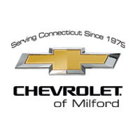Chevrolet of Milford logo