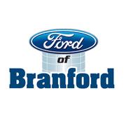 Ford of Branford logo