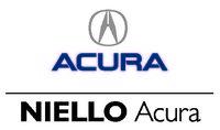 Niello Acura logo