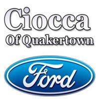 Ciocca Ford of Quakertown logo