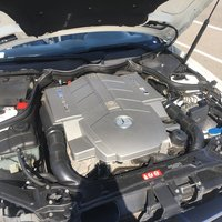 Picture of 2006 Mercedes-Benz CLK-Class CLK 55 AMG Cabriolet, engine, gallery_worthy