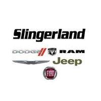 Slingerland Chrysler Dodge Jeep Ram logo