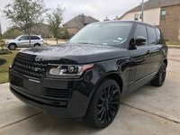 Picture of 2015 Land Rover Range Rover V6 HSE 4WD, exterior, gallery_worthy