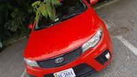 2011 Kia Forte Koup Picture Gallery