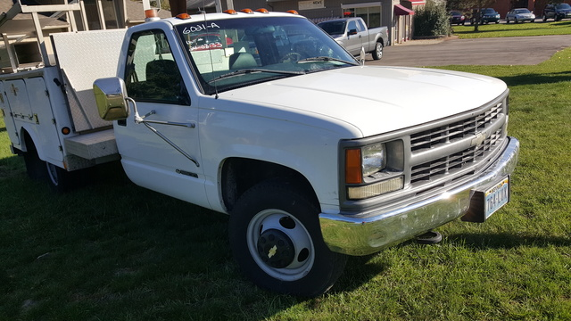 Picture of 2000 Chevrolet C/K 3500 LB RWD