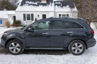 Picture of 2013 Acura MDX SH-AWD with Technology Package, exterior, gallery_worthy
