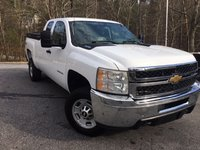 Picture of 2011 Chevrolet Silverado 2500HD Work Truck Extended Cab 4WD, exterior, gallery_worthy