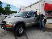 Picture of 2001 Chevrolet S-10 LS Extended Cab 4WD, exterior, gallery_worthy