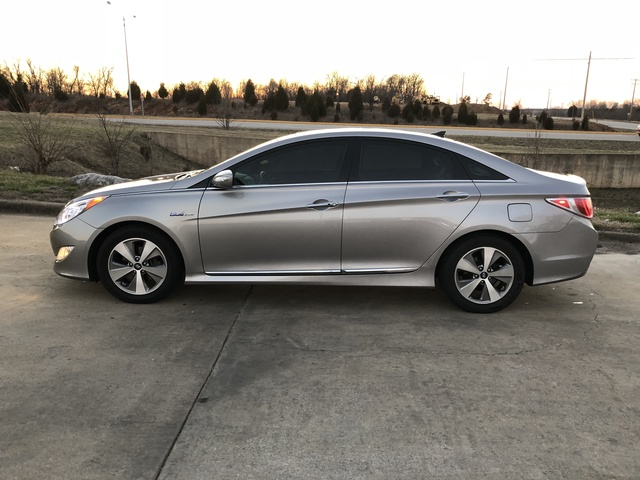 Picture Of 2012 Hyundai Sonata Hybrid FWD, Gallery_worthy