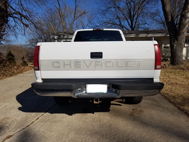 Picture of 1996 Chevrolet C/K 2500 Silverado Extended Cab LB HD RWD