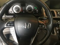 Picture of 2016 Honda Odyssey Touring Elite, interior, gallery_worthy
