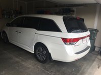 Picture of 2016 Honda Odyssey Touring Elite, exterior, gallery_worthy