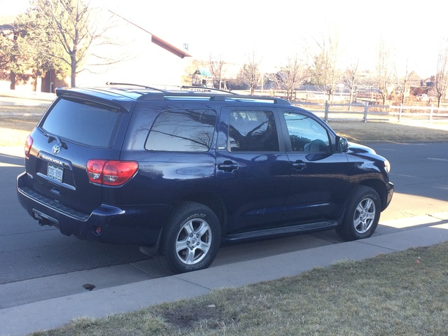 Picture of 2009 Toyota Sequoia Limited 4WD