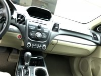 Picture of 2016 Acura RDX FWD with Technology Package, interior, gallery_worthy