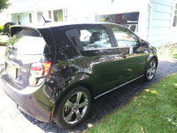 Picture of 2014 Chevrolet Sonic RS Hatchback FWD, exterior, gallery_worthy