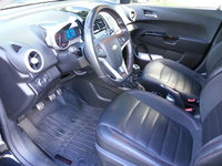 Picture of 2014 Chevrolet Sonic RS Hatchback, interior, gallery_worthy