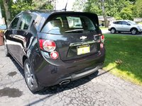 Picture of 2014 Chevrolet Sonic RS Hatchback, exterior, gallery_worthy