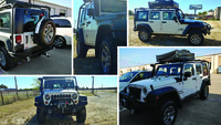 Picture of 2010 Jeep Wrangler Unlimited Sport RHD, exterior, gallery_worthy