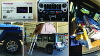 Picture of 2010 Jeep Wrangler Unlimited Sport RHD, exterior, interior, gallery_worthy
