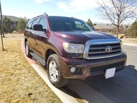 Picture of 2016 Toyota Sequoia SR5 4WD, exterior, gallery_worthy