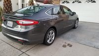 Picture of 2016 Ford Fusion Hybrid Titanium, exterior, gallery_worthy
