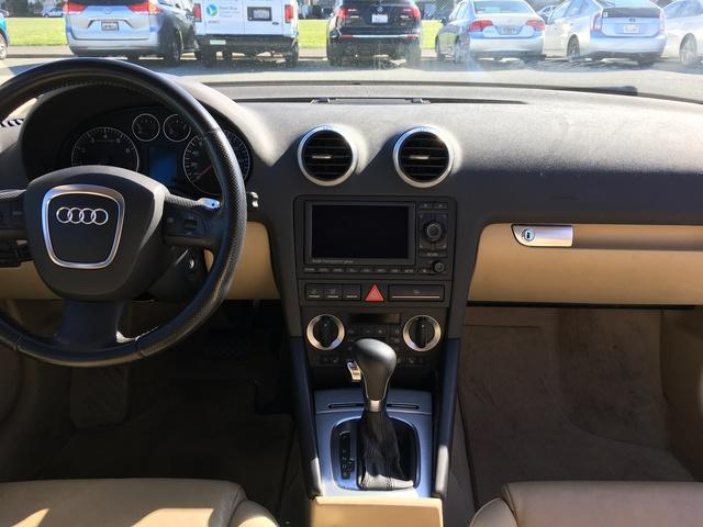 2008 Audi A3 - Interior Pictures - CarGurus