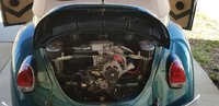 Picture of 1974 Volkswagen Super Beetle, engine, gallery_worthy