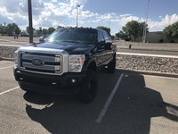 Picture of 2015 Ford F-350 Super Duty Platinum Crew Cab 4WD, exterior, gallery_worthy