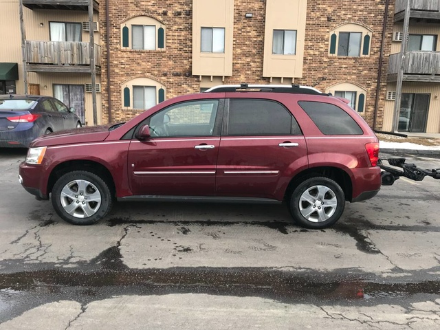 Picture of 2008 Pontiac Torrent Base AWD