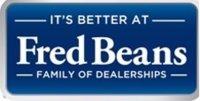 Fred Beans Cadillac Buick GMC logo