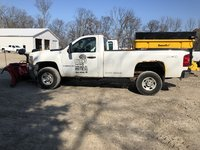 Picture of 2009 Chevrolet Silverado 2500HD Work Truck LB 4WD, exterior, gallery_worthy