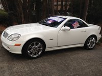 Picture of 2004 Mercedes-Benz SLK-Class SLK 320, exterior, gallery_worthy