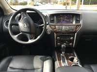 Picture of 2015 Nissan Pathfinder SL 4WD, interior, gallery_worthy