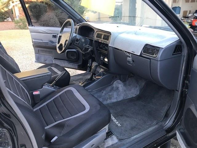 1995 nissan pathfinder interior pictures cargurus 1995 nissan pathfinder interior