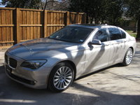 2012 BMW 7 Series Picture Gallery