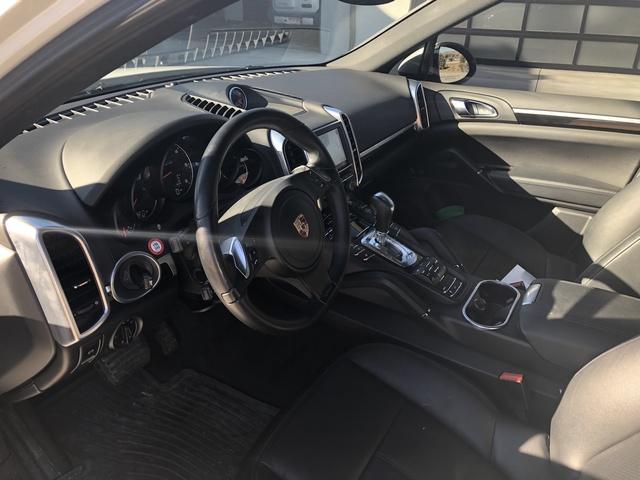 2013 Porsche Cayenne Interior Pictures Cargurus