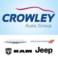 Crowley Chrysler Dodge Jeep Ram logo