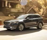 2018 Mazda CX-9 Picture Gallery