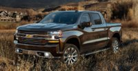 2019 Chevrolet Silverado 1500 Overview