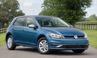 2018 Volkswagen Golf Picture Gallery