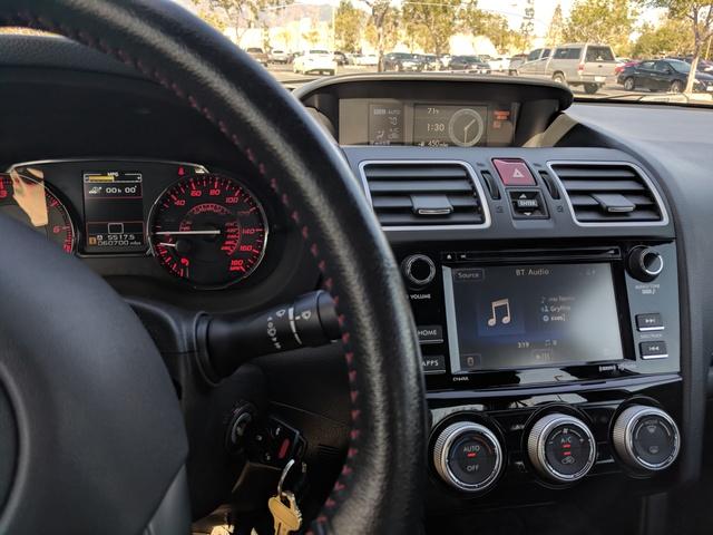 Picture Of 2016 Subaru WRX Sedan, Interior, Gallery_worthy