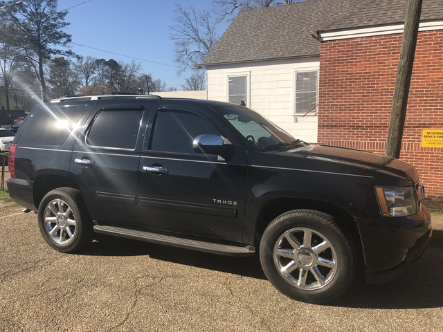Picture of 2012 Chevrolet Tahoe LS RWD, exterior, gallery_worthy